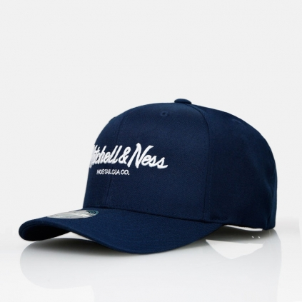 PINSCRIPT SNAPBACK  MITCHELL & NESS OWN BRAND
