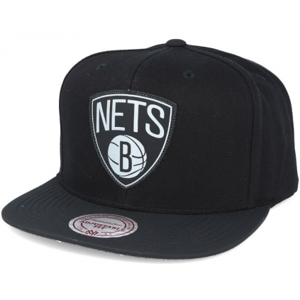 SERVE SNAPBACK  BROOKLYN NETS