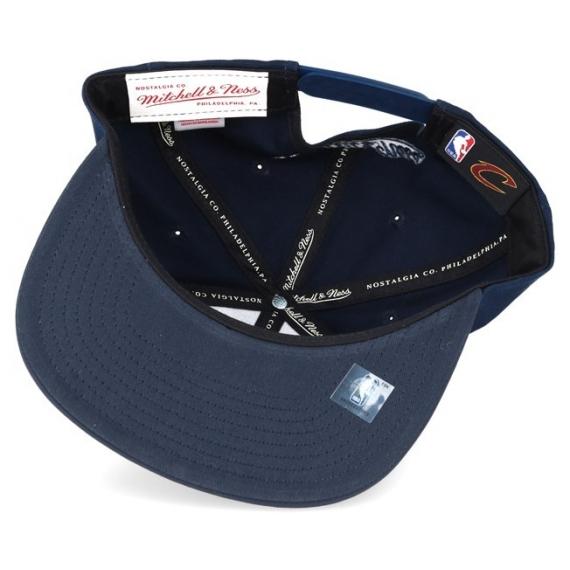 SERVE SNAPBACK  CLEVELAND CAVALIERS