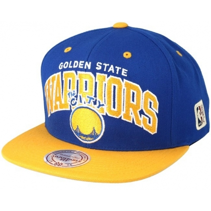 TEAM ARCH SNAPBACK GOLDEN STATE WARRIORS