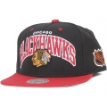 TEAM ARCH SNAPBACK CHICAGO BLACKHAWKS