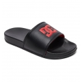 DC SLIDE BLACK/RED