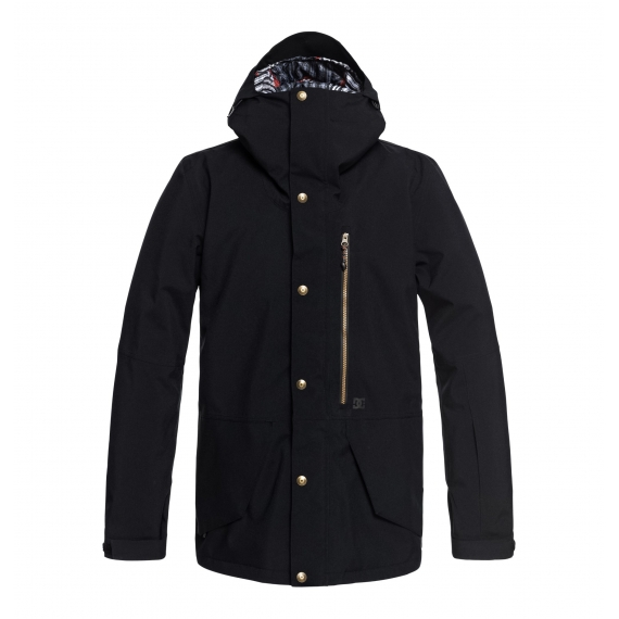 OUTLIER Jkt BLACK