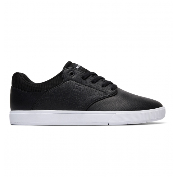 VISALIA M SHOE BLACK/WHITE