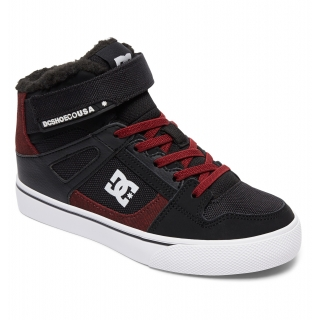 SPARTAN HIGH WNT EV BLACK/DARK RED